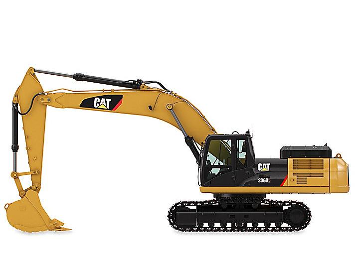336D2/D2 L 大型液压挖掘机