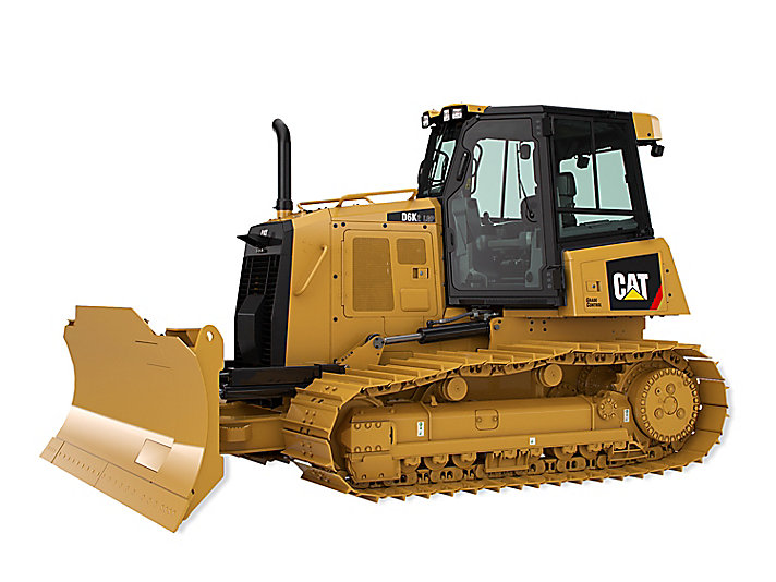 Tractor de Cadenas Mediano D6K2