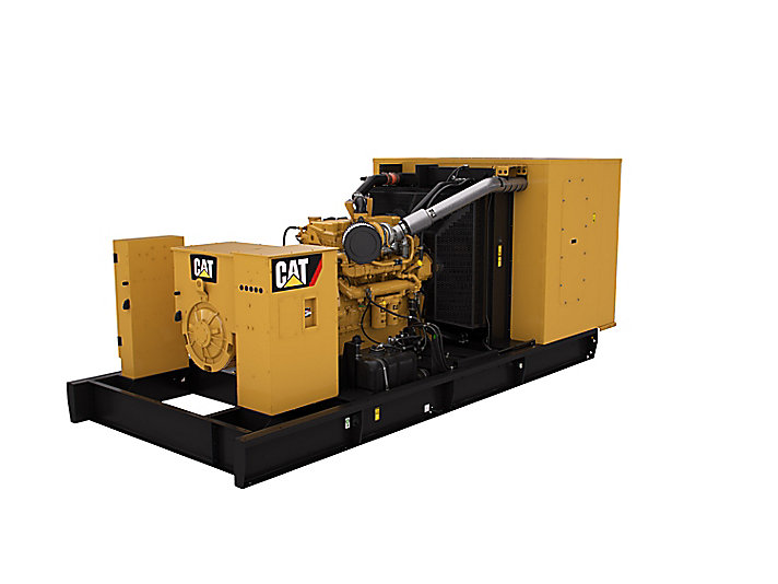 Grupo Electrógeno Diesel C18