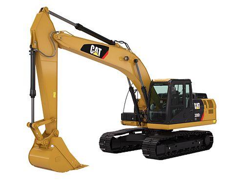 320D2 GC (Tier 3) - Medium Excavators