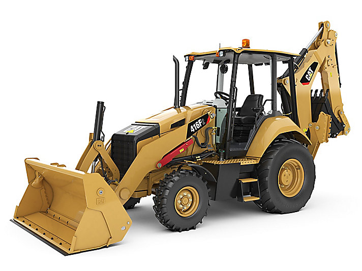 416F2 Backhoe Loader