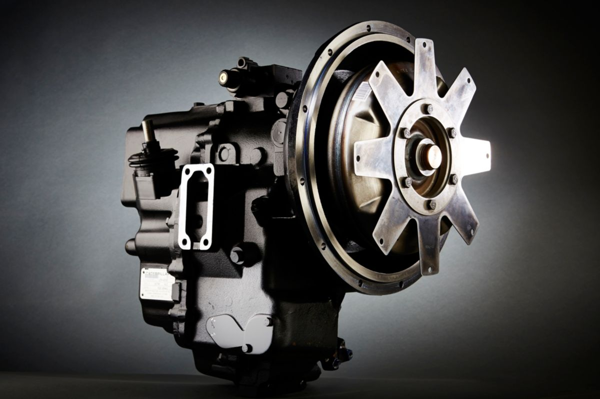 Compact Plus with Torque Converter and Flex-plate