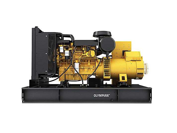 Agregaty prądotwórcze z silnikiem wysokoprężnym GEP125-1