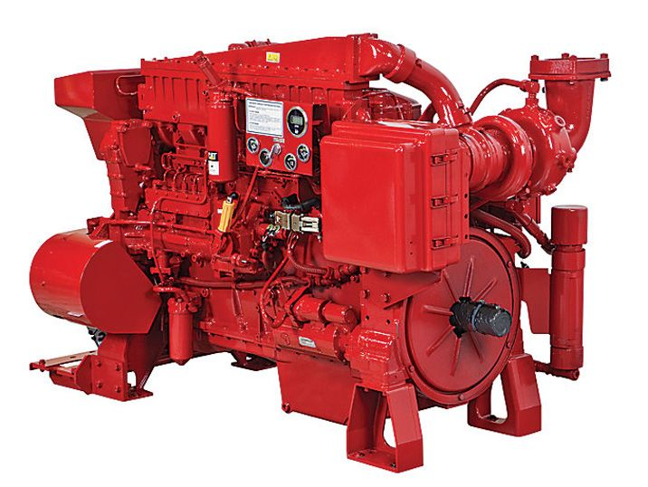 Cat fire pump engines deliver the reliable startups and low costs to cover a wide range of applications.