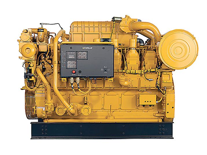 Cat engines have the reliability, power, easy service and low costs you need from a mechanical drilling engine.