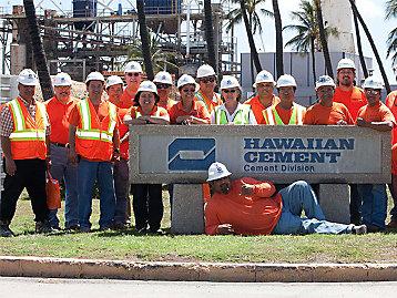Hawaiian Cement Effective Communication