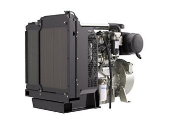 1104D-44 Industrial Diesel Engine