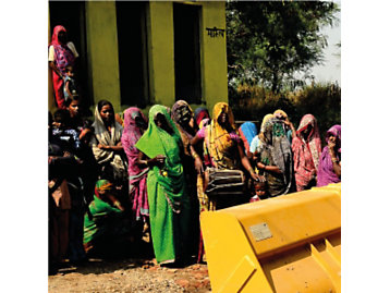 Building Toilets in Panna