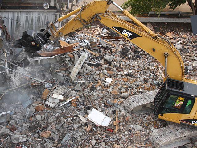 Demolition & Scrap