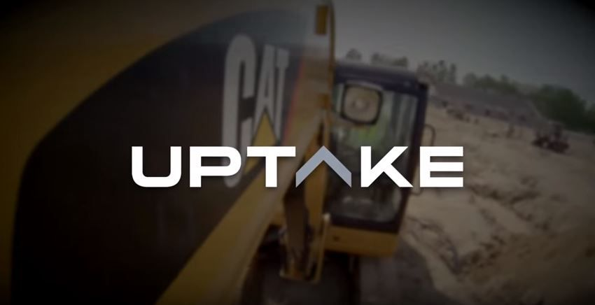 卡特彼勒合作企业UPTAKE被福布斯杂志评为2015年最热门创业公司