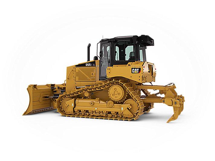 Tracteur intermédiaireD5R2