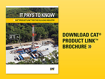 Caterpillar Product Link Brochure