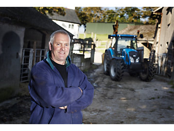 Emissions technologies get thumbs up from UK farmer