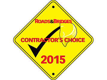 Roads & Bridges Contractors' Choice Awards