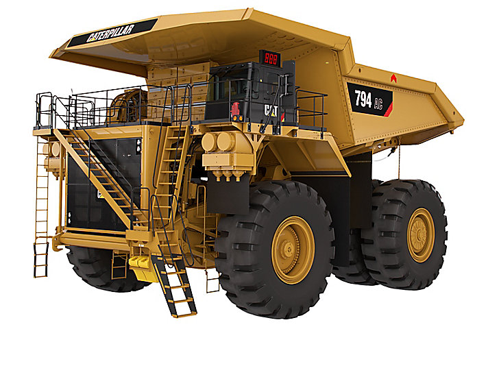 Cat 794 Ac Mining Truck Haul Truck Caterpillar