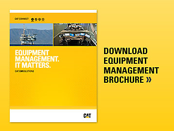 Caterpillar Remote Monitoring Brochure