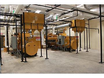 Cat 3520C generator sets