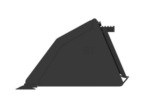 1524 mm (60 in), Bolt-On Cutting Edge - Utility Buckets