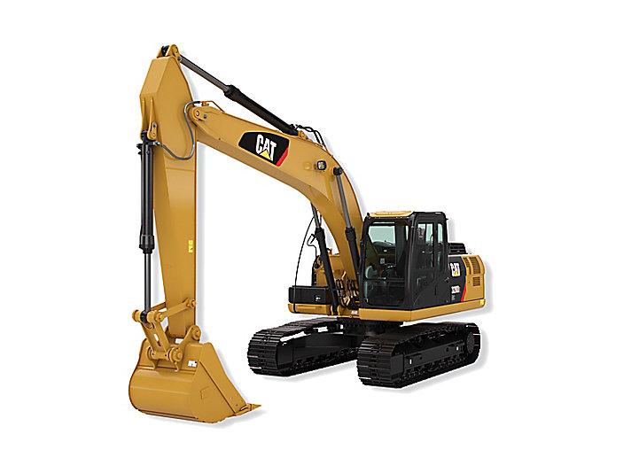 320D2/D2 L Medium Hydraulic Excavator
