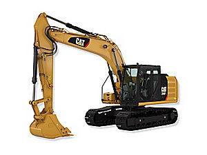 316F L Small Hydraulic Excavator