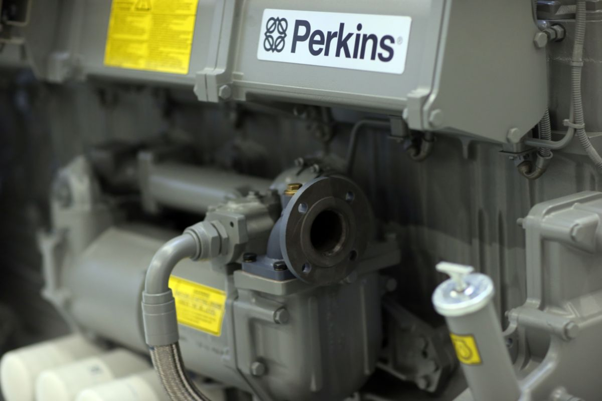 Perkins announces new distributor for Spain