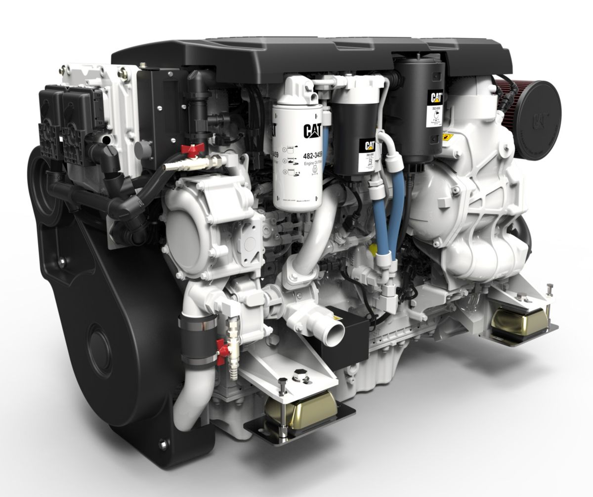 It Packs a Punch: Meet the C7.1 Propulsion Engine