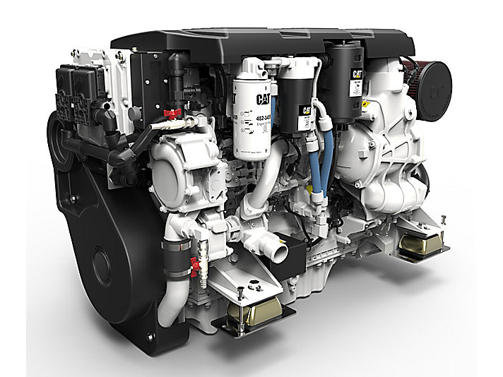 Cat | C7.1 High Performance Propulsion Engine | Caterpillar