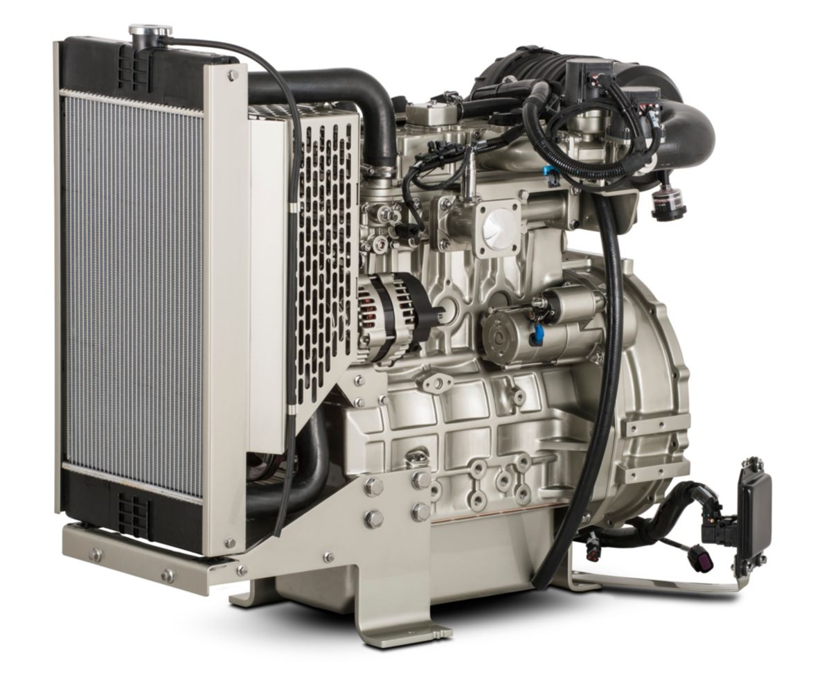 Bringing gas power to the 400 Series