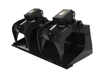 1576 mm (62 in) - Industrial Grapple Buckets