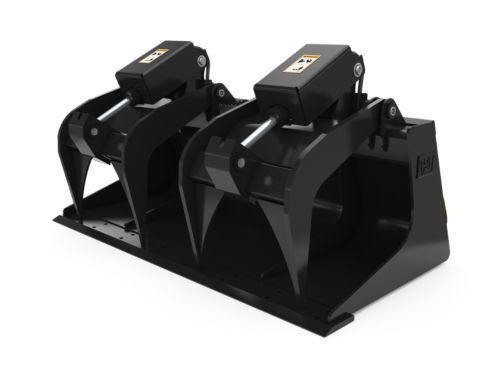 1524 mm (60 in) - Industrial Grapple Buckets
