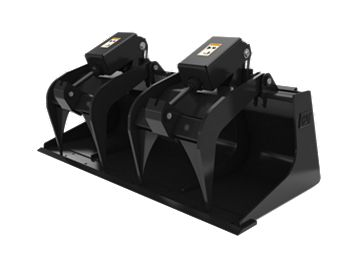 1676 mm (66 in) - Industrial Grapple Buckets