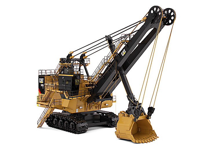 7495 HD Electric Rope Shovel