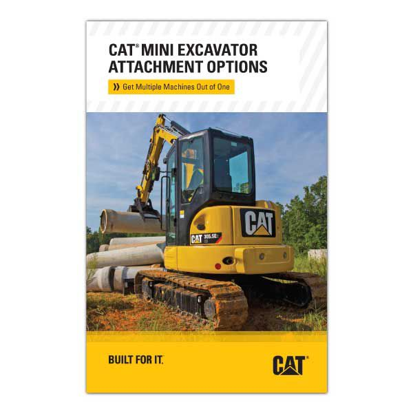 Mini Excavator Attachments Guide