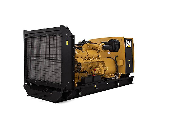 3412C Diesel Generator Sets