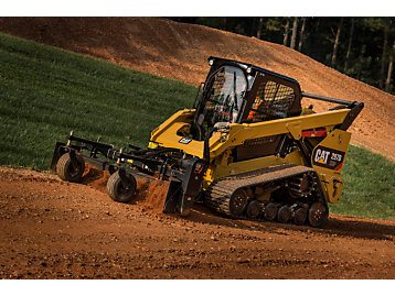 track loader operator training