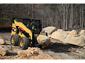 Skid Steer Loader Operator Training