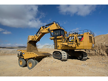 Hydraulic Mining Shovel Operator Training