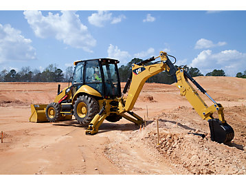 Backhoe Loader Operator Training