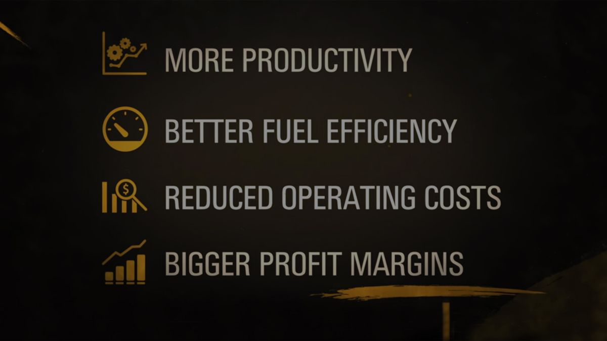 READY TO EARN MORE? GET THE CAT 360° ADVANTAGE