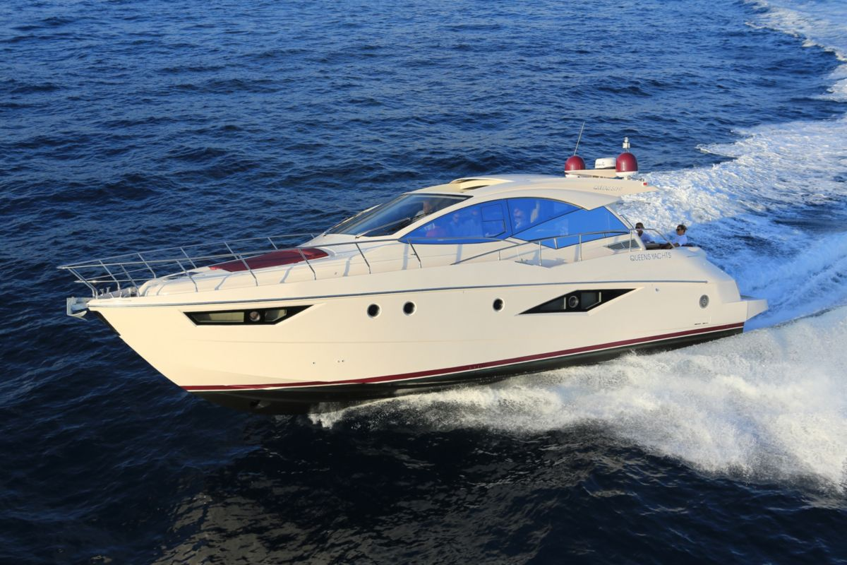 Five-Time Yacht Owner Becomes a First-Time Cat Customer with Excellent Results