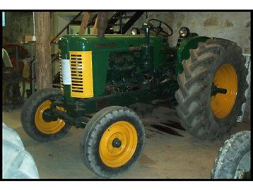 Yeoman's of England Tractor