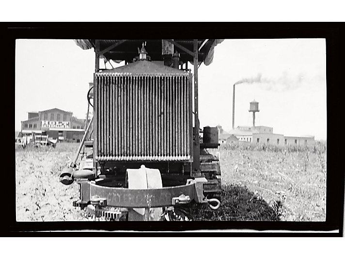 The first track-type tractor is produced in East Peoria in 1910.