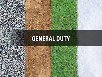 Caterpillar general duty ground condition