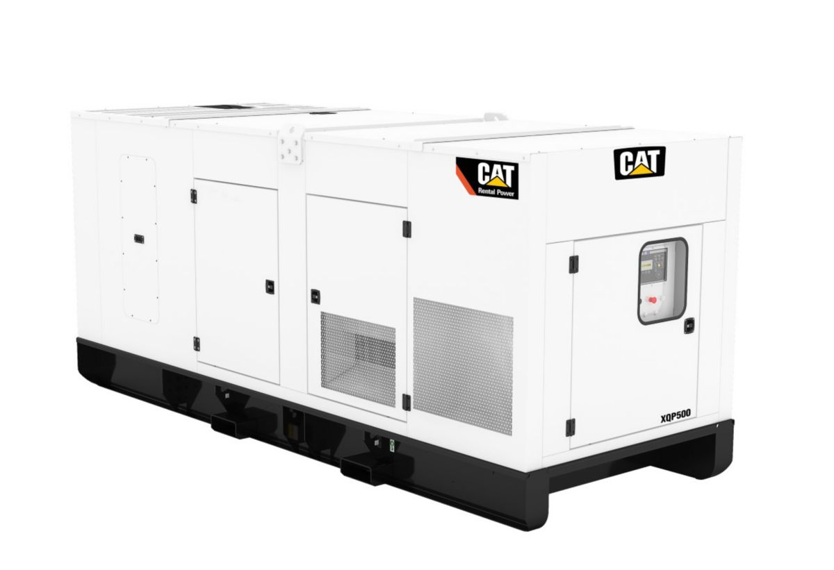 XQP500 Diesel Power Generator Set