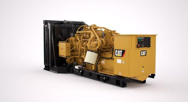 G3512 Natural Gas Generator