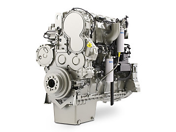 2506D-E15TA Industrial Diesel Engine