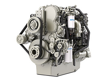 Perkins® 2500 engine range