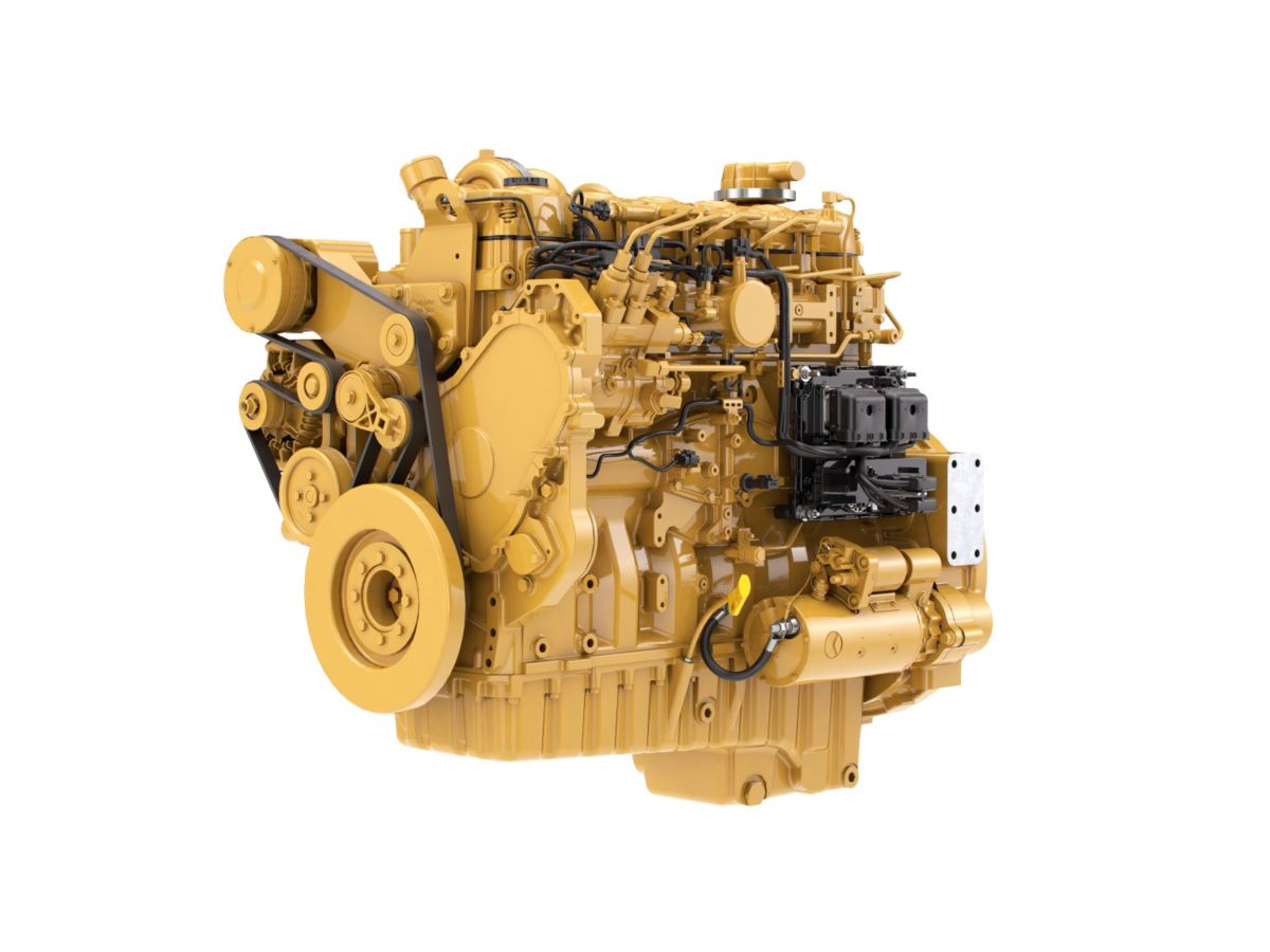 Cat<sup>®</sup> C9.3B Diesel Engine