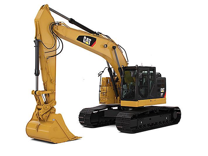 Pelle hydraulique intermédiaire 335F L