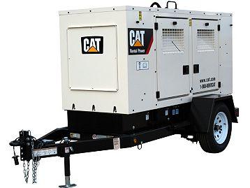 XQ60 - Diesel - Mobile Generator Sets